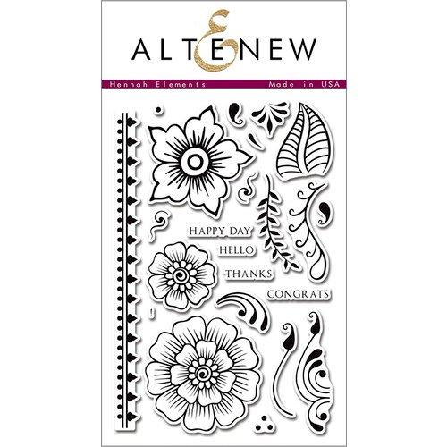 Altenew - Hennah Elements