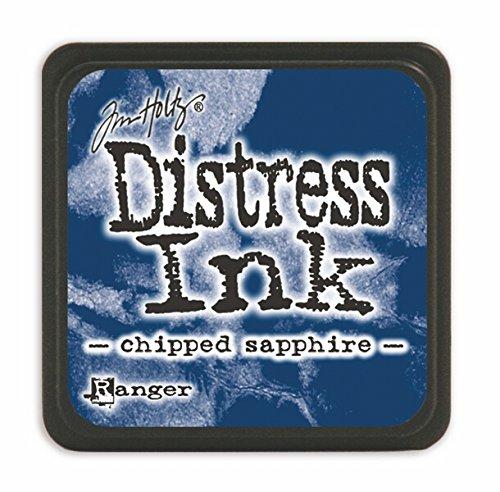 Ranger - Tim Holtz - Distress Ink - Chipped Sapphire