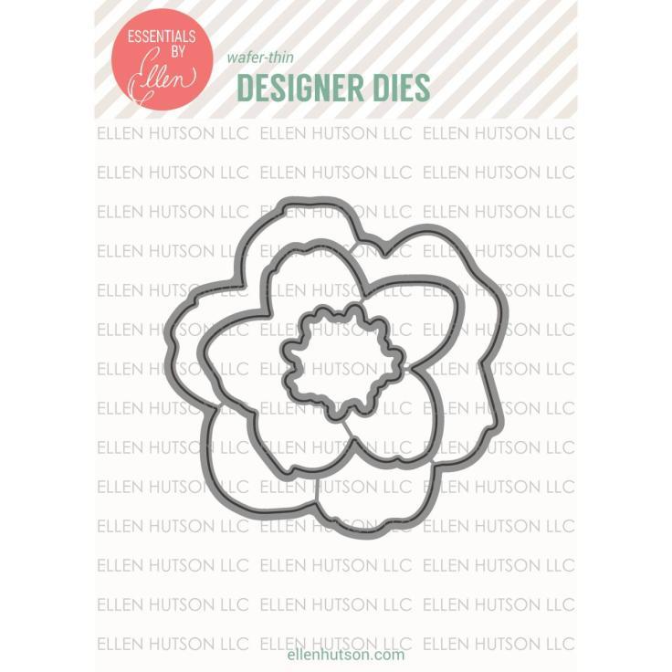 Essentials by Ellen Designer Dies - Mondo Magnolia by Julie Ebersole