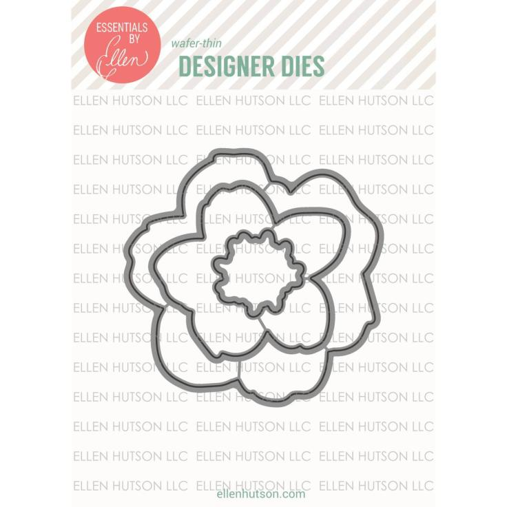 Essentials by Ellen Designer Dies - Mondo Magnolia by Julie Ebersole