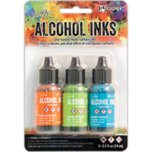 Ranger Ink - Tim Holtz Adirondack Alcohol Ink - Spring Break