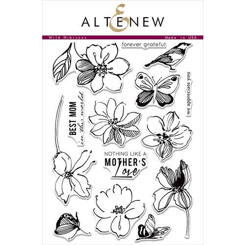 Altenew -  Wild Hibiscus
