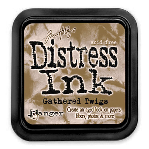 Ranger Ink - Tim Holtz - Distress Ink Pads - Gathered Twigs