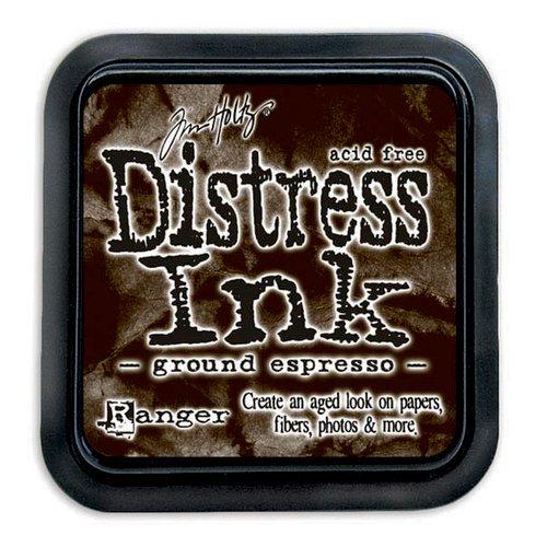 Ranger - Tim Holtz - Distress Ink - Ground Espresso