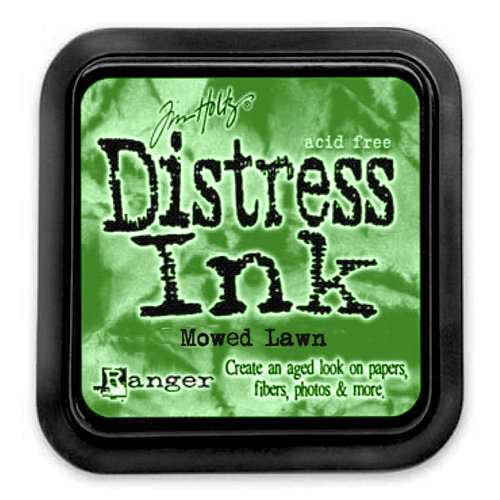 Ranger - Tim Holtz - Distress Ink Pad - Mowed Lawn