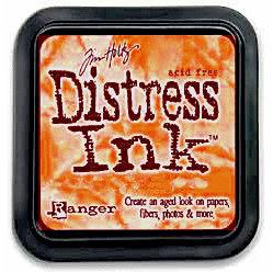 Ranger - Tim Holtz - Distress Ink - Spiced Marmalade