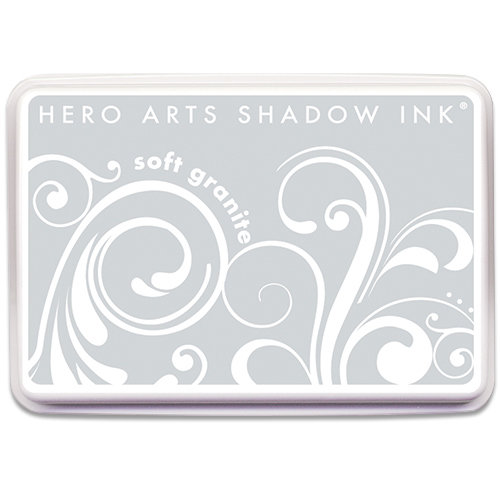 Hero Arts - Shadow Ink - Soft Granite