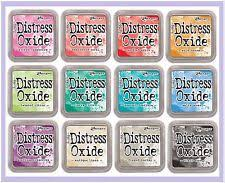 Ranger - Tim Holtz - Distress Oxides Ink Pad Kit - 2017 Bundle Two