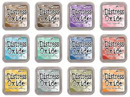 Ranger Ink - Tim Holtz - Distress Oxides Ink Pad Kit - 2017 Bundle One