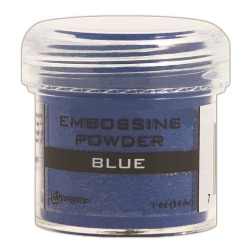 Ranger Ink - Opaque Shiny Embossing Powder - Blue