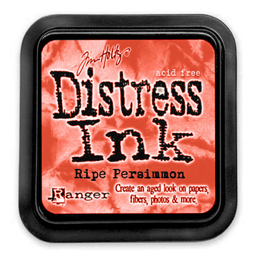 Ranger Tim Holtz Distress Ink Pad, Ripe Persimmon