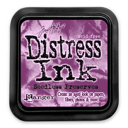 Ranger - Tim Holtz - Distress Ink Pad - Seedless Preserves