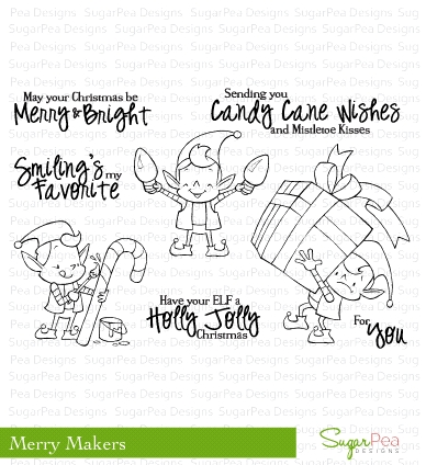 SugarPea Designs - Merry Makers