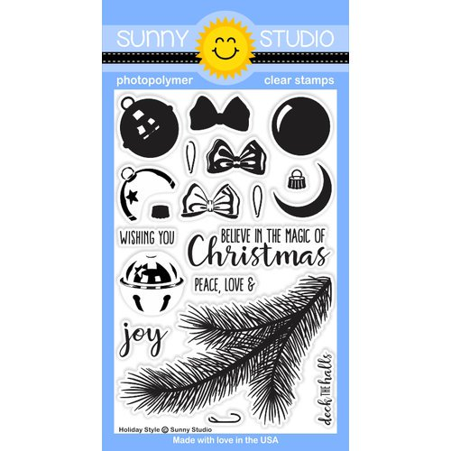Sunny Studio Stamps - Holiday Style