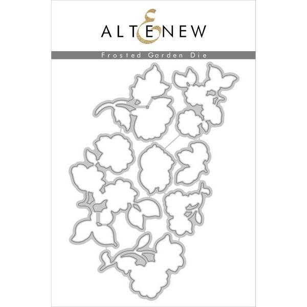 Altenew - Frosted Garden Die