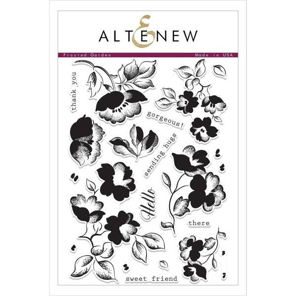 Altenew - Frosted Garden