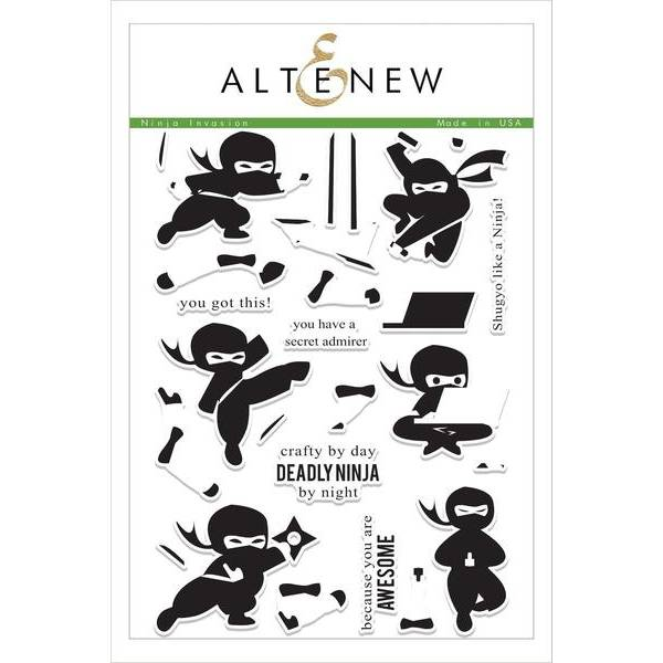 Altenew - Ninja Invasion
