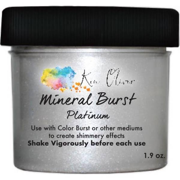 Ken Oliver - Mineral Burst - Platinum