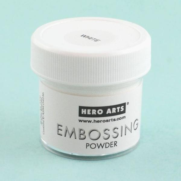 Hero Arts Embossing Powder - Detail Clear