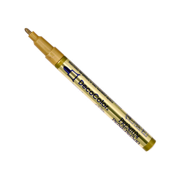 DecoColor Premium Paint Marker - Gold