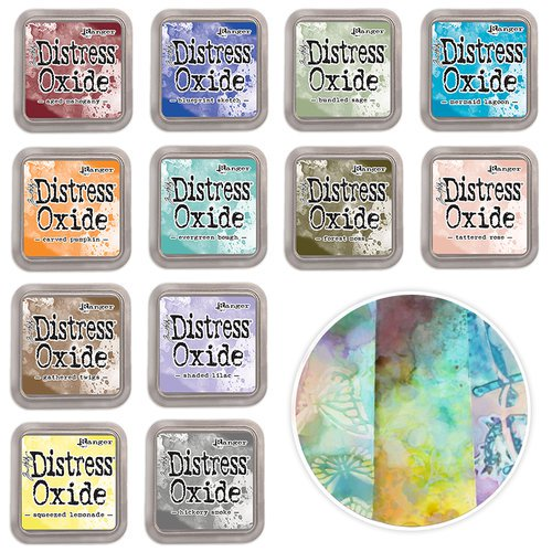 Ranger - Tim Holtz - Distress Oxides Ink Pad Kit - 2018 Bundle Three