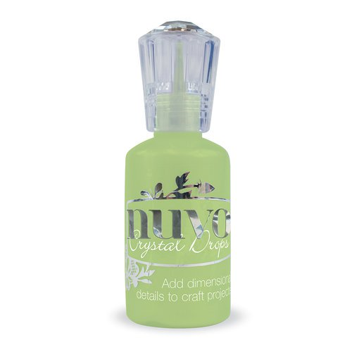 Tonic Nuvo Crystal Drops Gloss - Apple Green