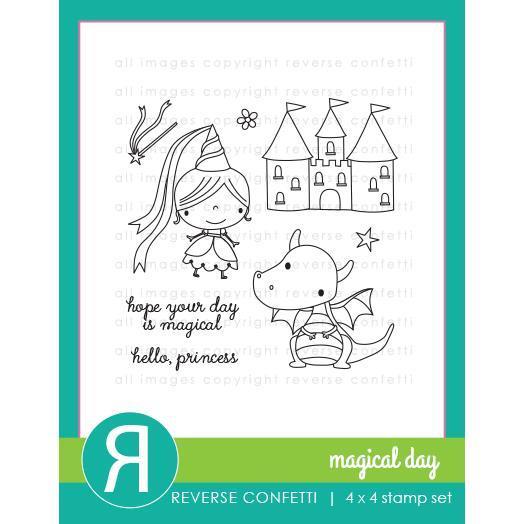 Reverse Confetti - Magical Day
