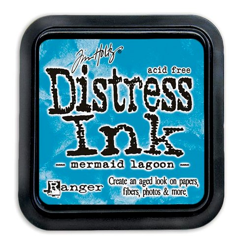 Ranger - Tim Holtz - Distress Ink Pad - Mermaid Lagoon