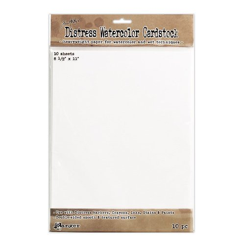 Ranger Tim Holtz Distress Watercolor Cardstock