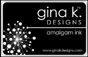 Gina K - Amalgam Ink Pad- Jet Black