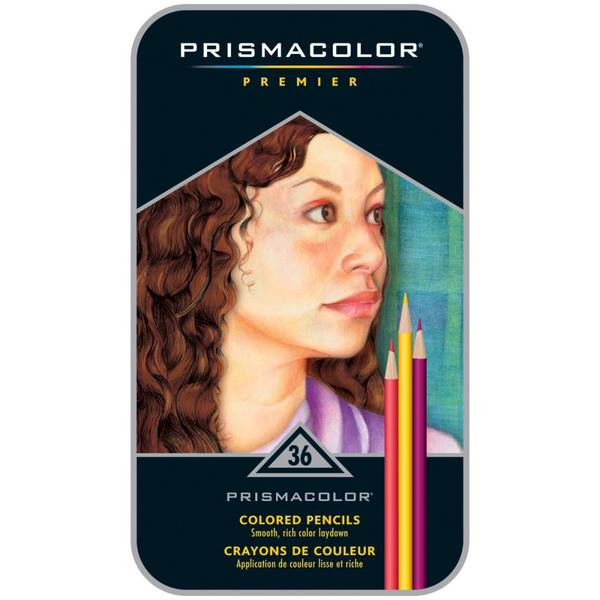 Prismacolor Premier Colored Pencils, Set of 36