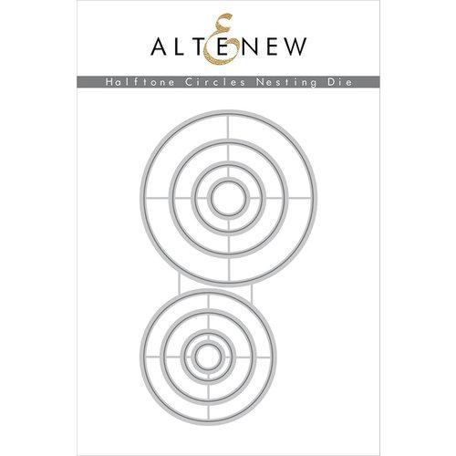 Altenew - Halftone Circles Nesting