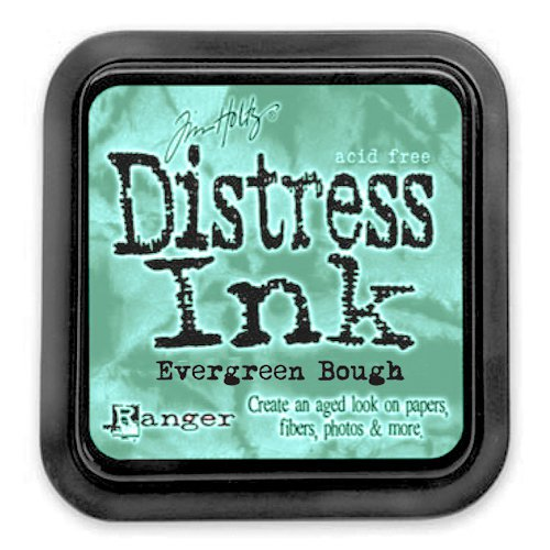 Ranger - Tim Holtz - Distress Ink Pad - Evergreen Bough