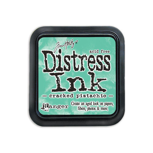 Ranger - Tim Holtz - Distress Ink Pad - Cracked Pistachio