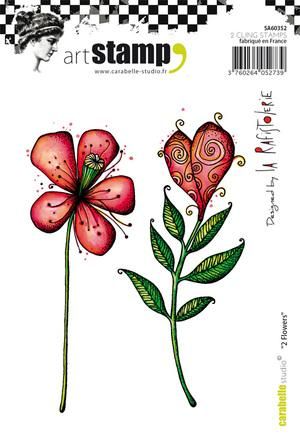 Carabelle Studio - 2 Flowers