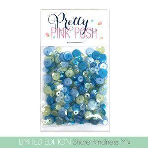 Pretty Pink Posh - Share Handmad Kindness