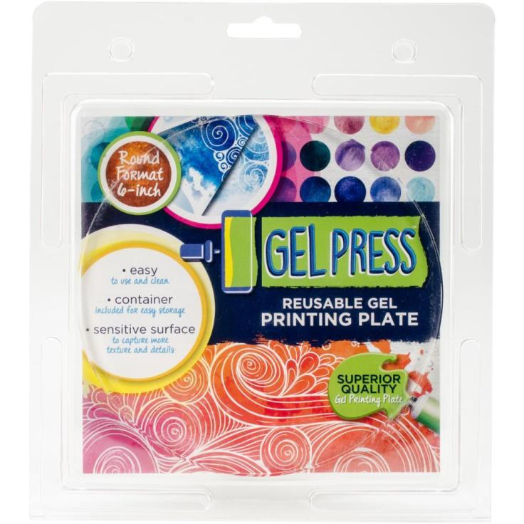 Gel Press - Reusable Gel Printing Plate