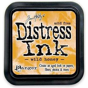 Ranger - Tim Holtz - Distress Ink - Wild Honey