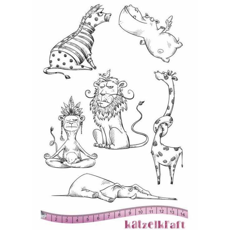 Katzelkraft - Les Jungles - Jungle Animals