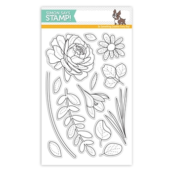 Simon Says Stamps - More Spring FLowers New Beginnings