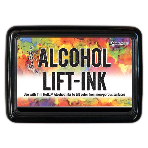 Ranger Alcohol Lift-Ink Pad
