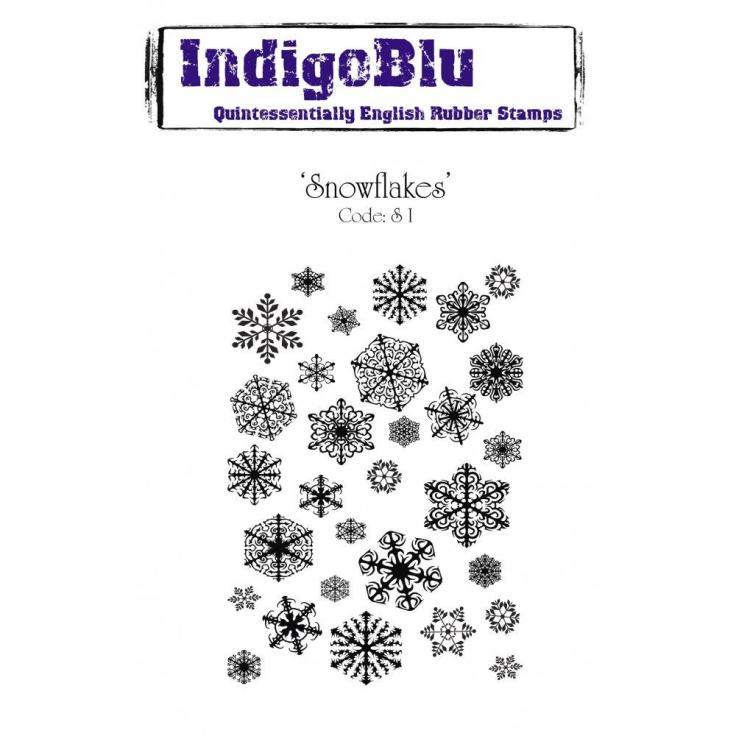 IndigoBlu - Snowflakes
