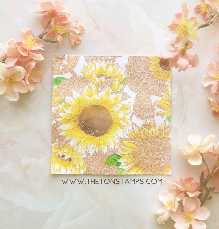 The Ton - Sunflower Garden