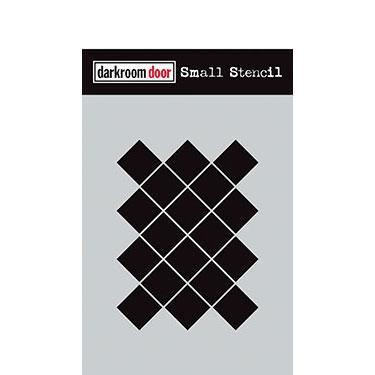 Darkroom Door - Arty Mosaic