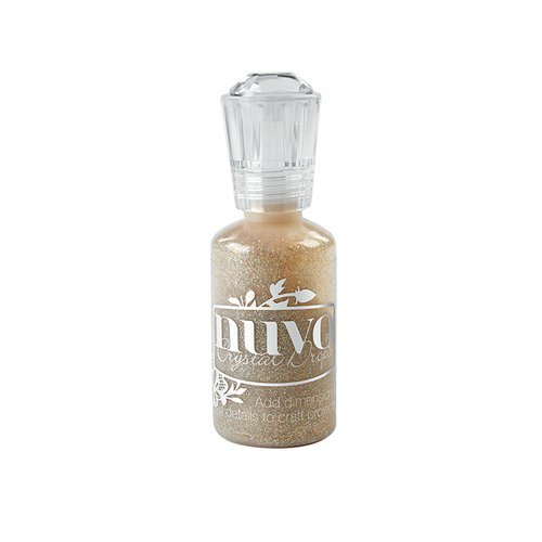 Tonic Nuvo Glitter Drops - Honey Gold