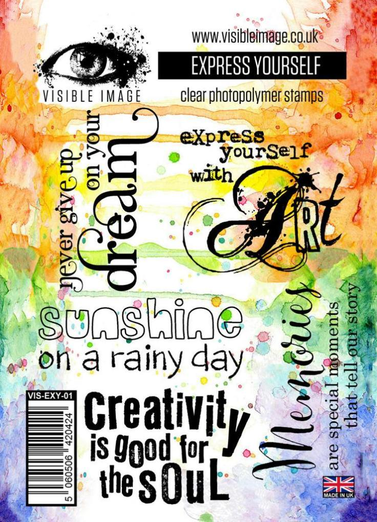 Visible Image - Express Yourself