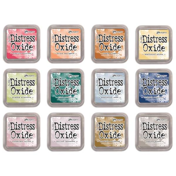 Ranger - Tim Holtz - Distress Oxides Ink Pad Kit - 2018 Bundle Five