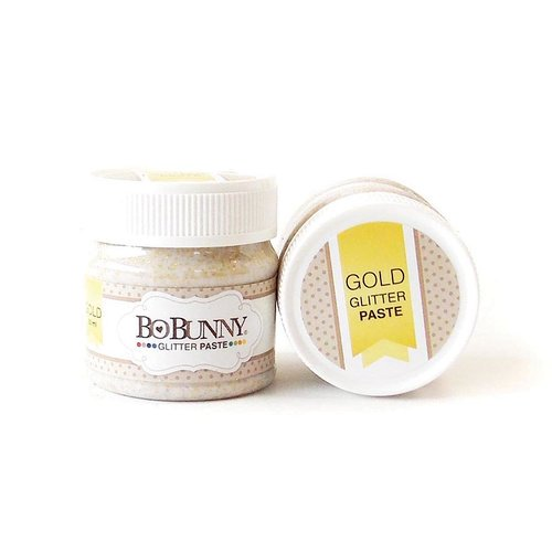BoBunny - Glitter Paste - Gold