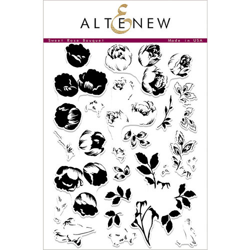 Altenew - Sweet Rose Bouquet