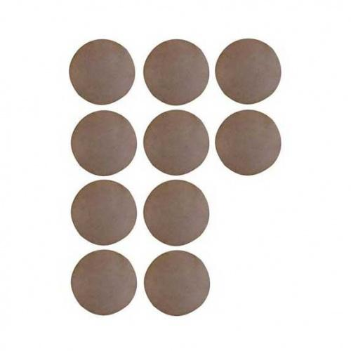 That's Crafty - ATC - Coins - MDF